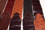 Assorted leather & billets