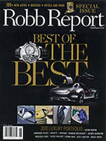 Robb Report / COLLECTION June 2010